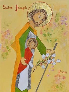Saint Joseph, de retour du temple