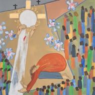 Le ressuscité renforce la foi de Thomas
