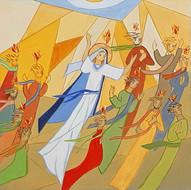 Le Christ ressuscité envoie son Esprit-Saint