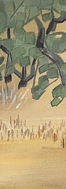 Herbes argentées
