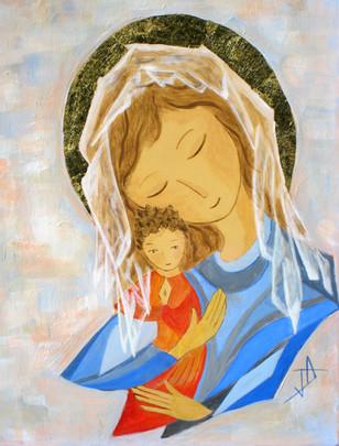 Mère de notre Roi