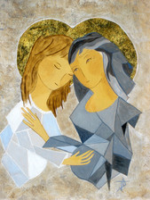 Sainte Elisabeth, La visitation