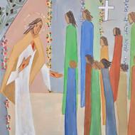 Le Ressuscité apparaît aux disciples