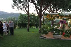 Un jardin au coeur des vignes