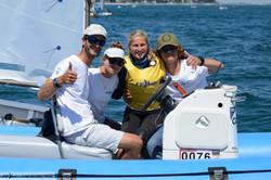 07/2021 | Lomane Valade | Opti | Championne de France