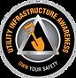 Utility Infrastructure Awareness Logo