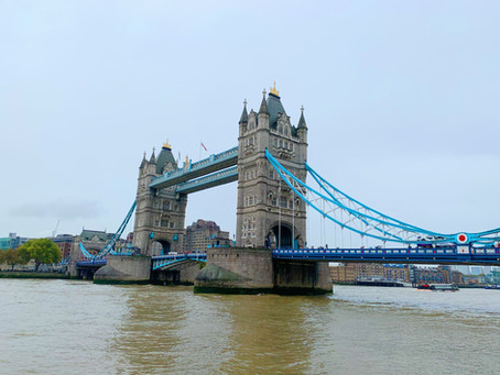 Lost in London, England