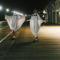 A Covid Halloween