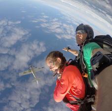 Sky Dive Fiji