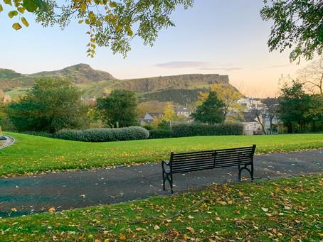 3 Days in Edinburgh