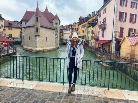 One Day in Annecy, France