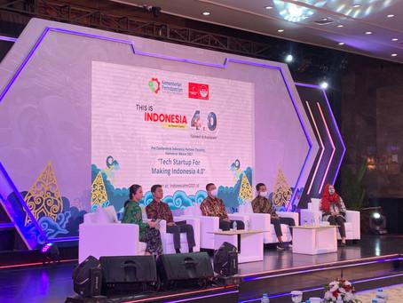 Machine Vision Jadi Pembicara di Pre-Conference HM 2021 Kemenperin