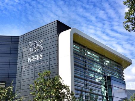 Strategi Nestle Tetap Beroperasi di Tengah Covid