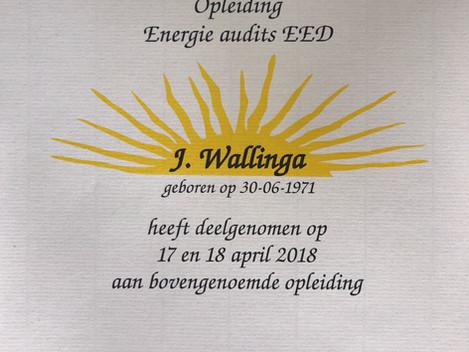 Opleiding Energie audits EED