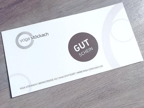 Gutschein - Shop 50 Euro