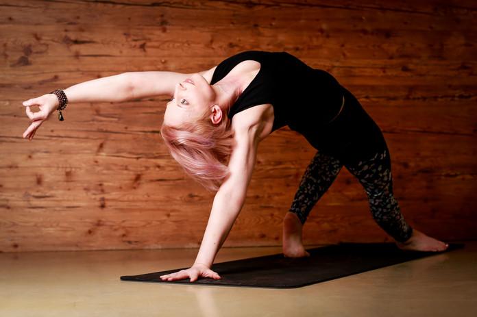 Melanie Haumann Yoga Stöckach