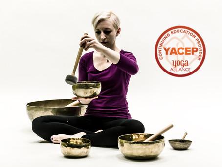 Nada Yoga - Musik & Klang in Yin Yoga, Savasana und Meditation