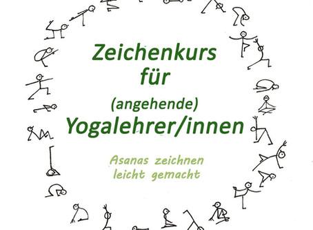 13.6.20 Asana - Zeichenkurs für (angehende) Yogalehrer/innen