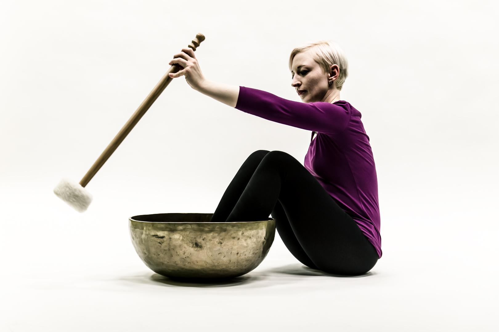 Klangschale Melanie Haumann