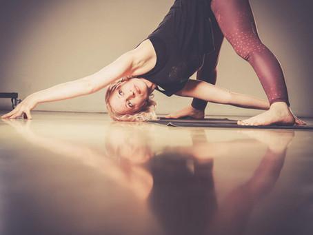 Faszien Yoga Trainingdays
