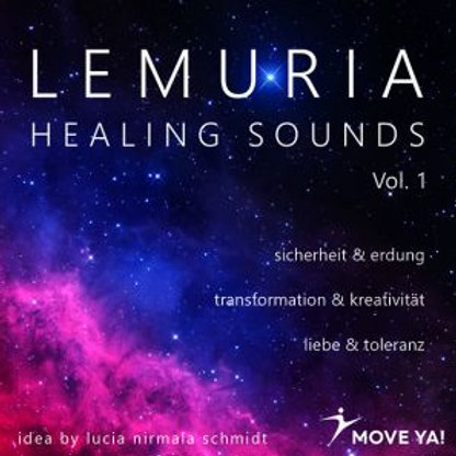 Lemuria - Healing Sounds Vol. 1 (CD) - GEMA frei