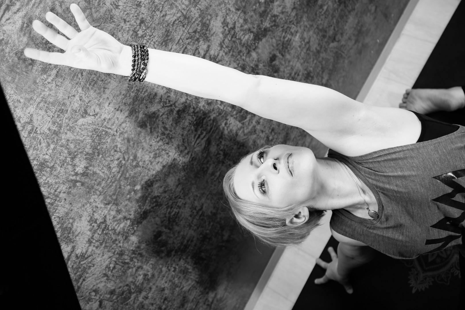 Mel Haumann Yoga Stöckach