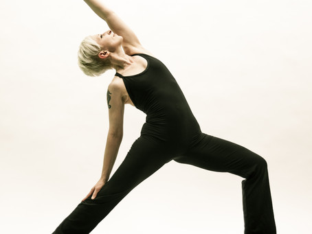 Faszien Yoga - Yin, Yang & Klang  // Yoginzky Stuttgart