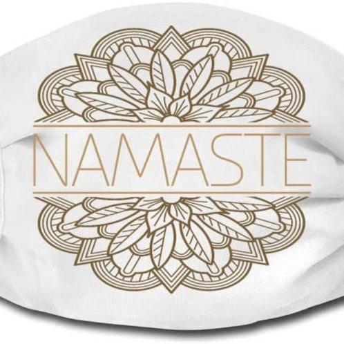 Mund-Nasen-Schutz Maske - Namaste Yoga Mandala