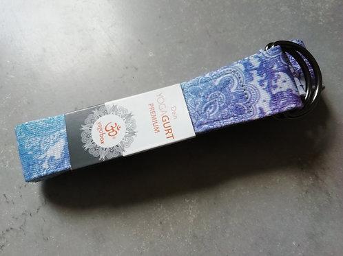 Yogagurt Gurt - floral light