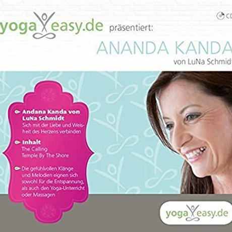 Ananda Kanda (CD) yoga easy Edition - GEMA frei