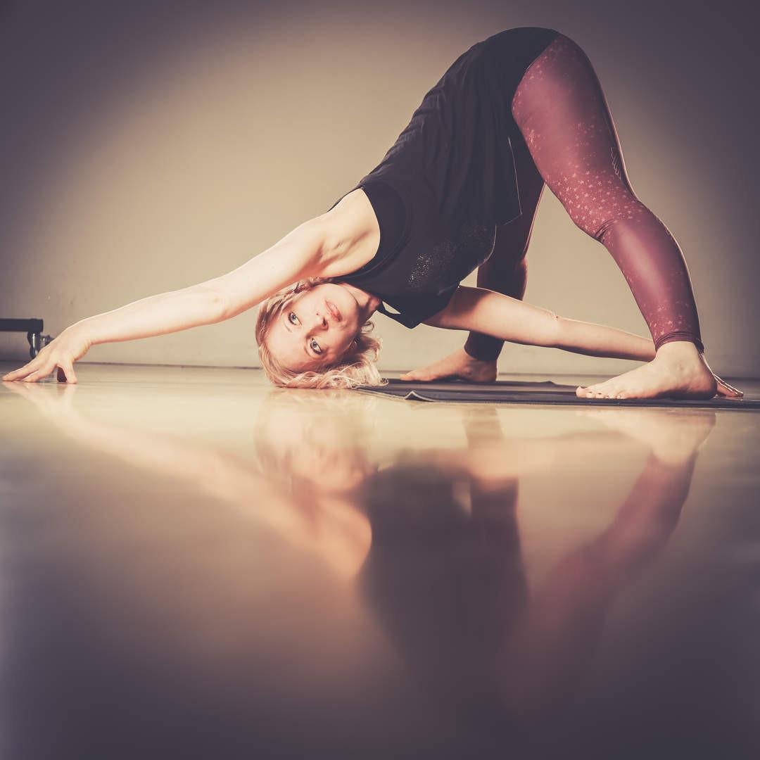 Mel Haumann Yoga Klang Stöckach