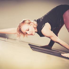 "13.11.21 Faszien Yoga ""Schultern-Nacken"" - Yin, Yang & Tools"