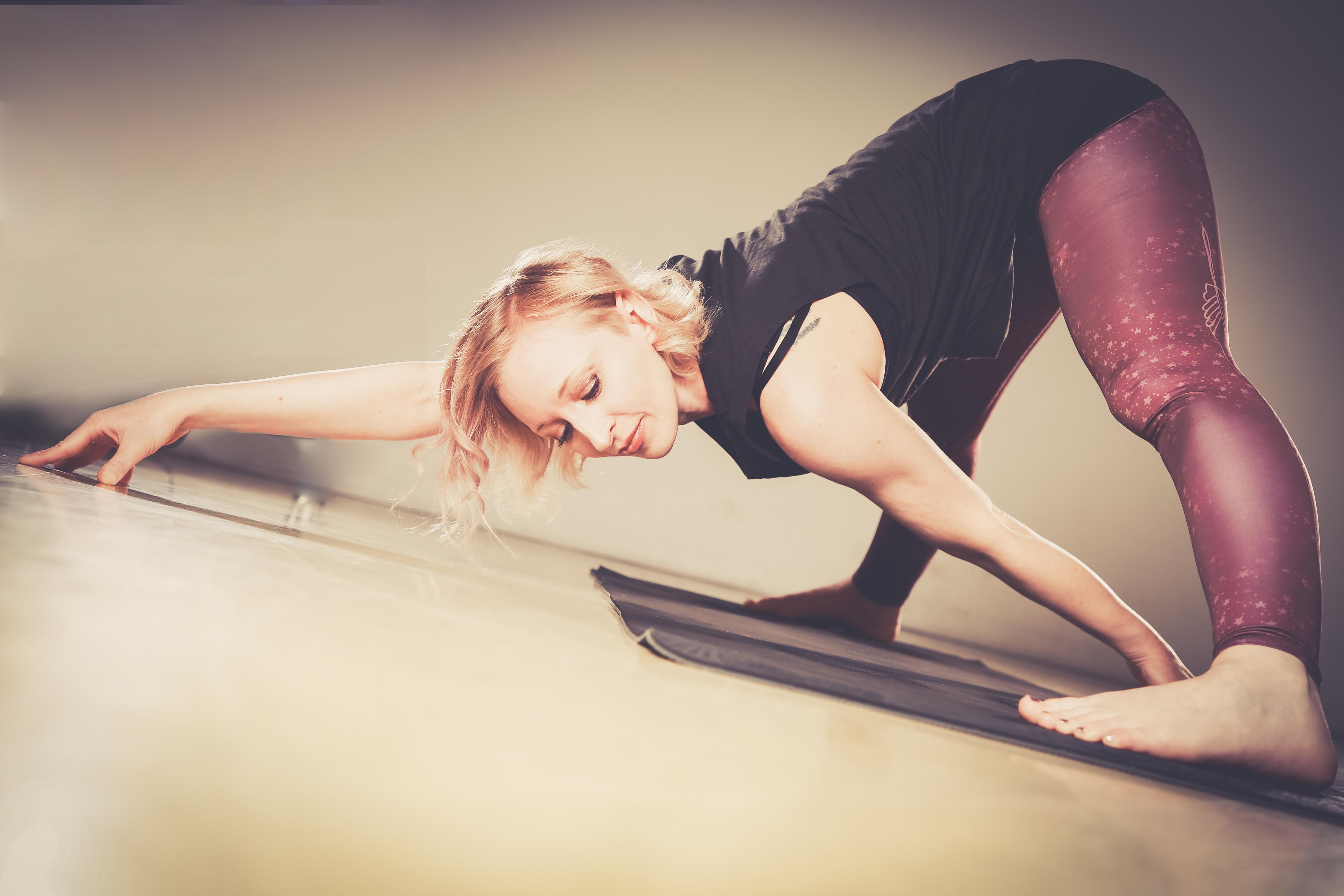 Faszien Yoga - Yin, Yang & Tools