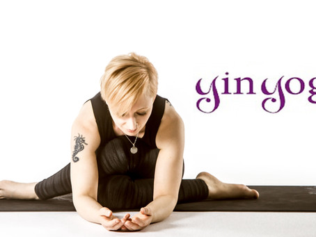 ONLINE 9.-10.1.21 Yin Yoga Immersion - Yin Yoga & Pranayama