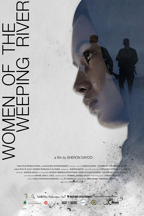 Women of the Weeping River POSTER V.02.8