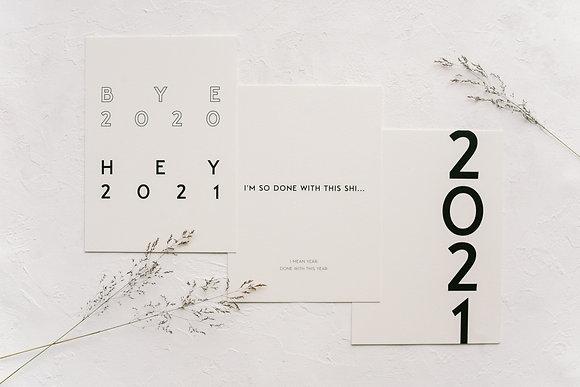 card set: 2021