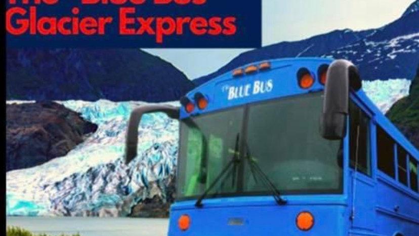 """The Blue Bus"" Glacier Express"