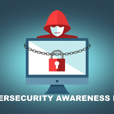 What is Cybersecurity Awareness Month?