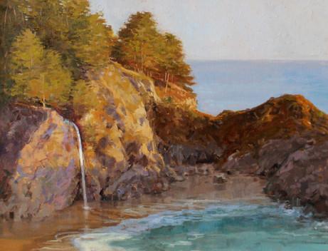 Julia Phieffer Burns Falls