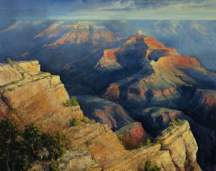 Romance of the Canyon