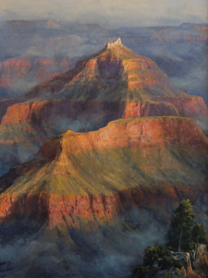Canyon Heaven 48x38