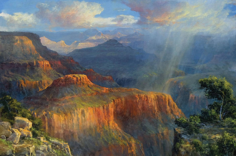 Grand Cayon Opus 20x30
