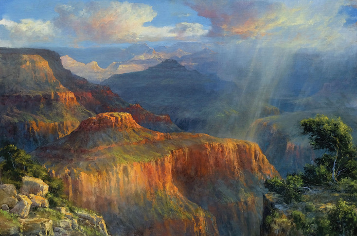 Grand Cayon Opus