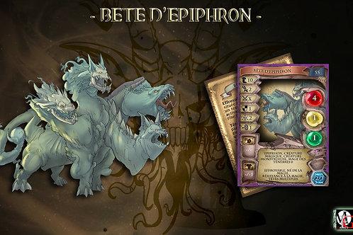 Bête d'Epiphron