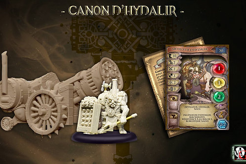 Canon d'Hydalir