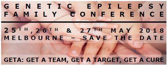 Genetic Epilepsy Conference Melbourne