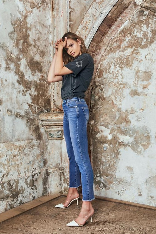 Homage Stretchy Straight Jeans