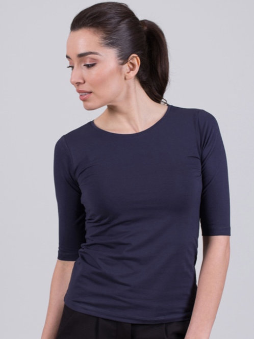 The Clothed Premium Navy Basic
