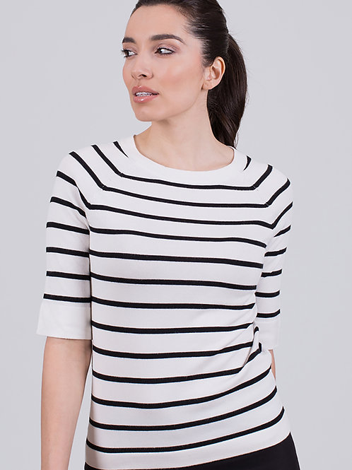 The Clothed Moscow Stripe