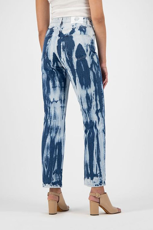 Mud Jeans Relax Rose ECO Sun Stripe